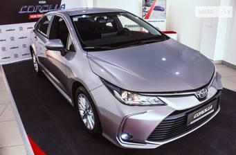 Toyota Corolla New 1.6 CVT (132 л.с.) 2019