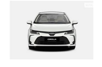 Toyota Corolla 1.6 AT (132 л.с.) 2020