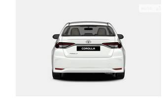 Toyota Corolla 1.6 MT (132 л.с.) 2020