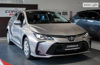 Toyota Corolla 1.6 MT (132 л.с.) 2019