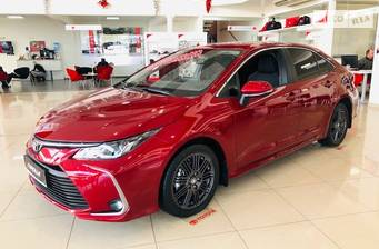Toyota Corolla 1.6 AT (132 л.с.) 2019