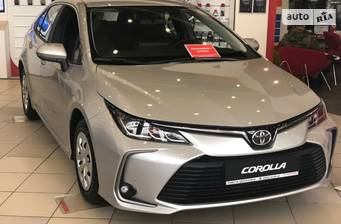Toyota Corolla 1.6 AT (132 л.с.) 2020