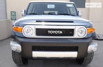 Toyota FJ Cruiser 2020