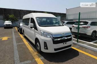 Toyota Hiace пасс. GL 3.5i MT (282 л.с.) SLWB 2020