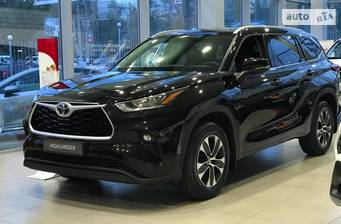 Toyota Highlander 3.5i Dual VVT-iW AT (249 л.с.) DTC AWD-S 2020