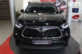 Toyota Highlander 3.5i Dual VVT-iW AT (249 л.с.) DTV AWD-S 2020