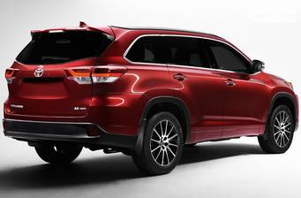 Toyota Highlander 3.5 AT (280 л.с.) Hybrid 2018