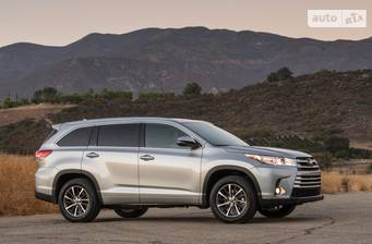 Toyota Highlander New 3.5 АТ (249 л.с.) 4WD 7s 2018