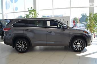 Toyota Highlander New 3.5 АТ (249 л.с.) 4WD 7s 2018