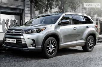 Toyota Highlander New 3.5 АТ (249 л.с.) 4WD 7s 2020