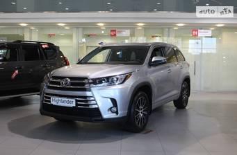 Toyota Highlander New 3.5 АТ (249 л.с.) 4WD 7s 2019