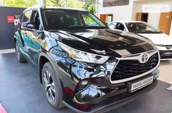 Toyota Highlander 3.5i Dual VVT-iW AT (249 л.с.) DTC AWD-S 2021