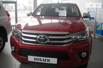 Toyota Hilux New 2.8 D-4D АT (172 л.с.) 2017