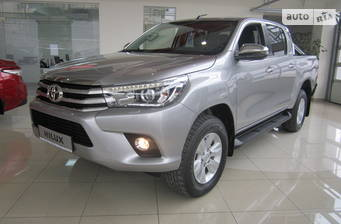Toyota Hilux New 2.4 D-4D AT (150 л.с.) 2018