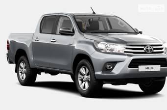 Toyota Hilux New 2.4 D-4D MT (150 л.с.) 2019