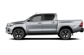 Toyota Hilux 2019 Legend