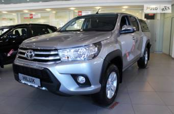 Toyota Hilux New 2.4 D-4D AT (150 л.с.) 2019