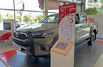 Toyota Hilux 2.4 D-4D AT (150 л.с.) AWD 2020