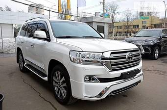 Toyota Land Cruiser 200 4.5D AT (249 л.с.) 2018