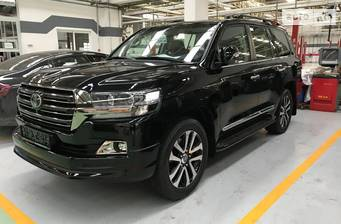 Toyota Land Cruiser 200 4.6 AT (309 л.с.) 2018