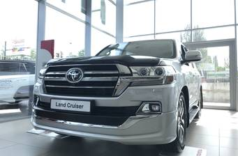 Toyota Land Cruiser 200 4.5D AT (249 л.с.) 2019