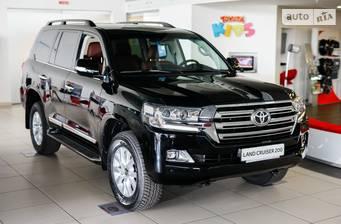 Toyota Land Cruiser 200 4.6 AT (309 л.с.) 2020