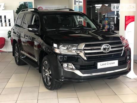 Toyota Land Cruiser 200 2020