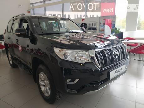 Toyota Land Cruiser Prado 2020