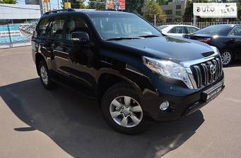 Toyota Land Cruiser Prado 2.7L AT (163 л.с.) 7s 2017