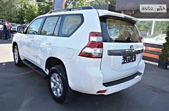 Toyota Land Cruiser Prado 2.7L AT (163 л.с.) 7s 2017