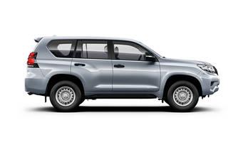 Toyota Land Cruiser Prado FL 2.7L AT (163 л.с.) 4WD 2018