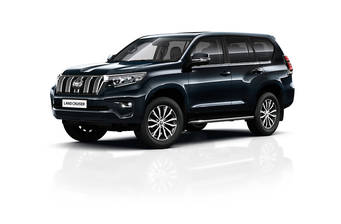 Toyota Land Cruiser Prado FL 4.0 Dual VVT-i AT (282 л.с.) 4WD 2018