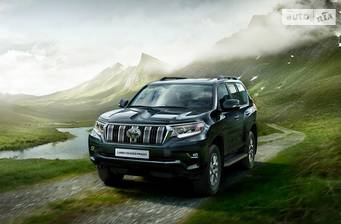 Toyota Land Cruiser Prado FL 4.0 Dual VVT-i AT (282 л.с.) 4WD 2019