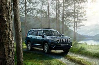 Toyota Land Cruiser Prado FL 4.0 Dual VVT-i AT (282 л.с.) 4WD 2020