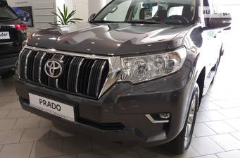 Toyota Land Cruiser Prado FL 2.8 D-4D AT (177 л.с.) 4WD 2019