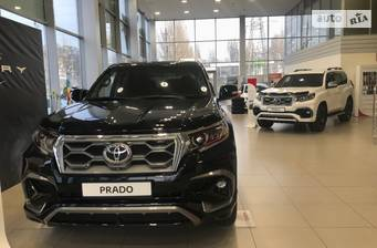 Toyota Land Cruiser Prado 2019