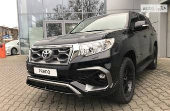 Toyota Land Cruiser Prado 2019 Comfort