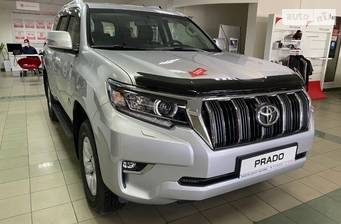 Toyota Land Cruiser Prado FL 2.8 D-4D AT (177 л.с.) 4WD 2020
