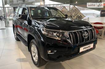 Toyota Land Cruiser Prado 2.8D AT (179 л.с.) 2020