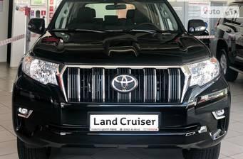 Toyota Land Cruiser Prado 2.8D AT (179 л.с.) 2020