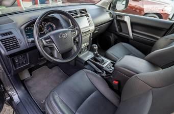Toyota Land Cruiser Prado 2019 Elegance