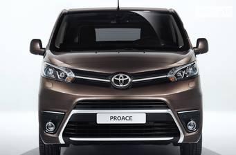 Toyota Proace Verso 2.0 D-4D 6MT (150 л.с.) L2 2018
