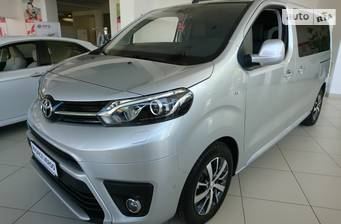 Toyota Proace Verso 2.0 D-4D 6AT (150 л.с.) L1 2018