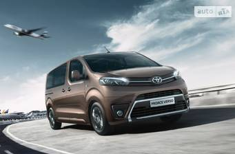 Toyota Proace Verso 2.0 D-4D 6AT (150 л.с.) L1 2019