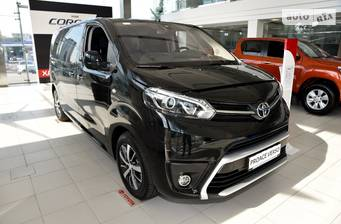 Toyota Proace Verso 2.0 D-4D 6AT (177 л.с.) L1 2018