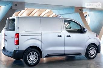Toyota Proace 2.0 D-4D 6MT (150 л.с.) L1 2018