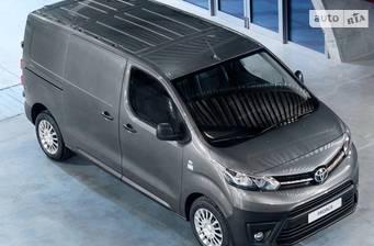 Toyota Proace 2.0 D-4D 6MT (150 л.с.) L2 2018