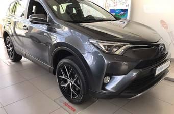Toyota Rav 4 New 2.2D АT (150 л.с.) 4WD 2017