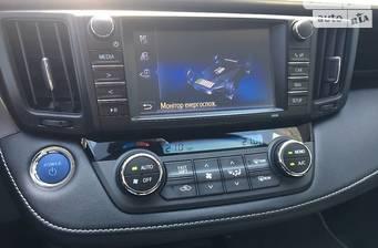 Toyota Rav 4 2.5 E-CVT Hybrid (197 л.с.) E-AWD 2017