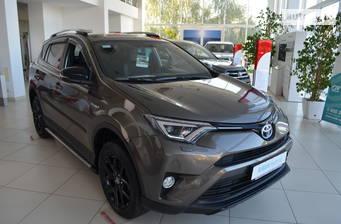Toyota Rav 4 2.5 E-CVT Hybrid (197 л.с.) 2WD 2018